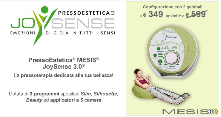 JoySense 3.0 con 2 gambali in promozione a 349€