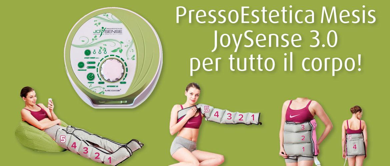 PressoEstetica Mesis JoySense 3.0 per tutto il corpo