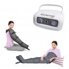 Pressoterapia PressoMassaggio Eko con 2 gambali, fascia addominale e bracciale.