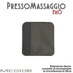 Estensione fascia addominale/glutei a 4 camere pressoterapia PressoMassaggio® Mesis® EkÓ