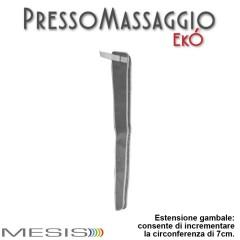 Estensione gambale pressoterapia PressoMassaggio® Mesis® EkÓ