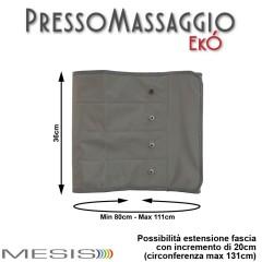 Fascia addominale/glutei a 4 camere pressoterapia PressoMassaggio® Mesis® EkÓ