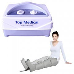 Pressoterapia medicale Mesis Top Medical con 1 gambale