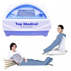 Pressoterapia medicale Mesis Top Medical Premium: 2 gambali CPS, kit slim body e 1 bracciale CPS