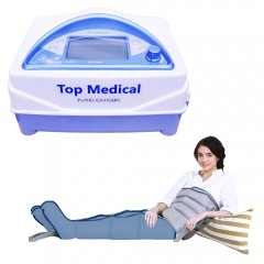 Pressoterapia medicale Mesis Top Medical Premium con 2 gambali e kit slim body