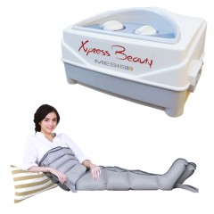Pressoterapia Xpress Beauty con due gambali e Kit Slim Body