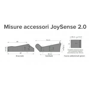 JoySense 2.0, misure degli accessori